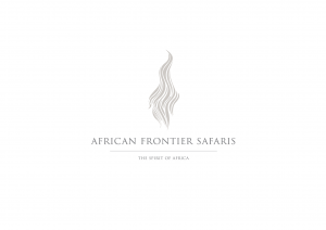 African Frontier Safaris logo created by Cuberoo