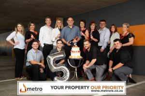 Metro real estate social media content management by Cuberoo