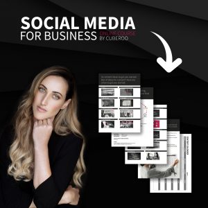 social media for business the online course by Cuberoo