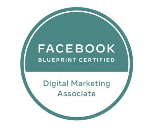 Facebook Blueprint Certified