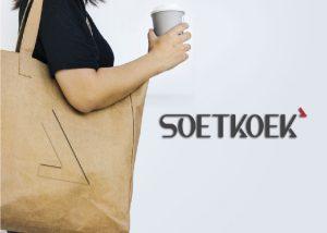 Cuberoo new brand creation for Soetkoek